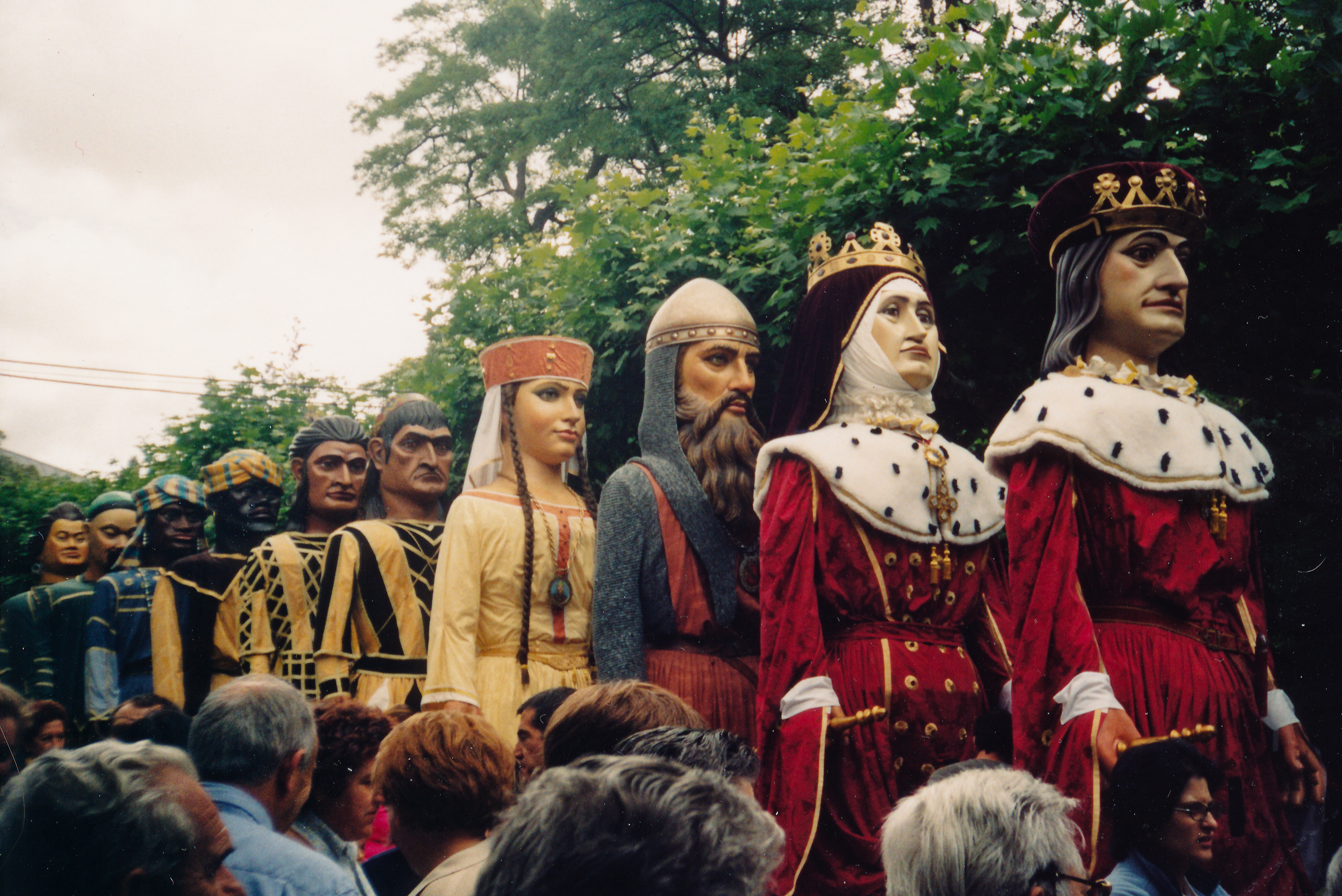 Die Giganten aus Burgos