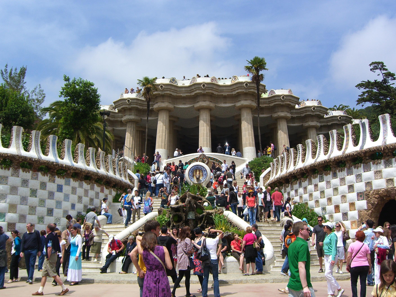 Barcelona und Gaudi. Ein untrennbares Duo